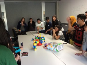 Un salon con alumnos de diferentes nacionalidades Universidad de Melbourne